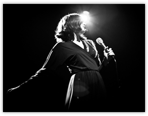 Music Photography: Sarah Blasko